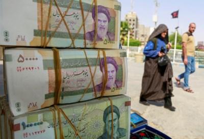 Iran schrapt vier nullen van munt in strijd tegen hyperinflatie