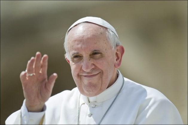 """Paus Franciscus: """"Sommige Europese politici doen denken aan Hitler"""""""