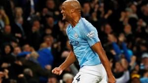 Dag op dag een jaar geleden bezorgde Vincent Kompany Manchester City de titel met een geweldige streep