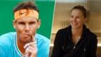 """Kirsten Flipkens: """"Ik heb ooit even iets gehad met Nadal"""""""