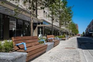 Quartier Bleu opent maandag voor het eerst de deuren: zo ziet de nieuwe wijk eruit