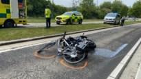 Update: Fietsster (73) uit Zutendaal kritiek na aanrijding met motor in Zutendaal