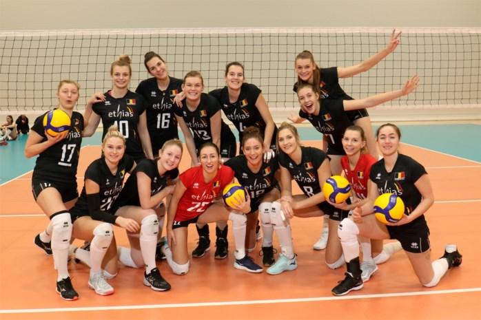 Nations League volleybal geannuleerd in 2020