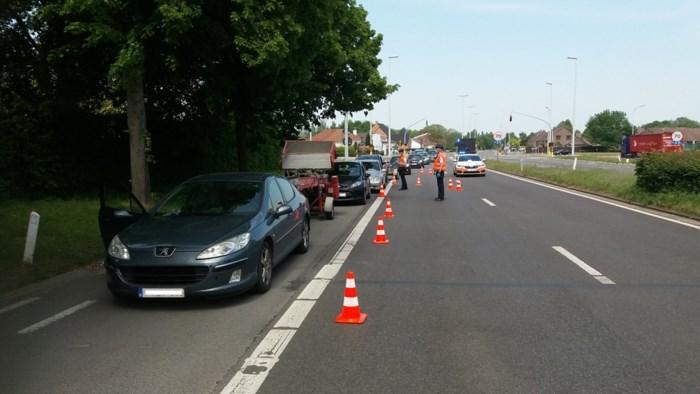Politie onthutst: liefst 23 bestuurders zonder gordel bij weekendcontroles