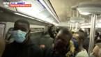 Metro in Parijs stampensvol na versoepeling maatregelen