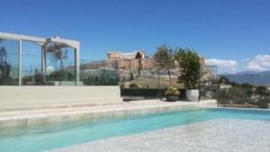 Hotel in Athene moet twee verdiepingen slopen zodat uitzicht op Akropolis blijft behouden