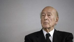 Onderzoek gestart naar Franse oud-president Giscard d'Estaing voor seksuele agressie