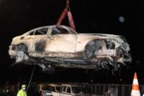 Update: BMW vliegt twee keer in brand in Maasmechelen