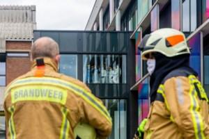 Brandweer verrast de helden van het ZOL met een eresaluut