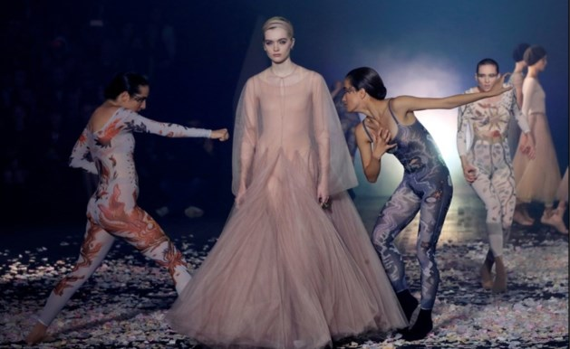 Modehuis Dior zet je aan het dansen en aan tafel