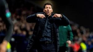 Diego Simeone wil ooit Argentijns bondscoach worden en looft daarom Lionel Messi, maar hekelt Cristiano Ronaldo