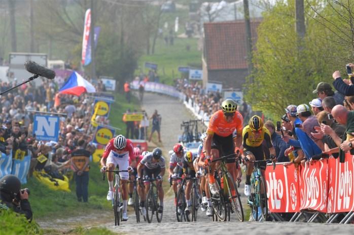"""""""Geen vaccin? Dan ook geen Ronde van Vlaanderen met publiek"""""""