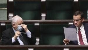 Pools lagerhuis stemt wet die kiezers keuze geeft tussen stemming per brief of in stemlokaal