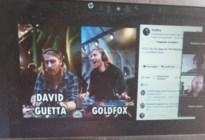 DJ Goldfox geeft social media workshop aan leerlingen van het THHI