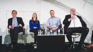 """Kandidaat-voorzitters Open VLD kruisen de degens op laatste debat: """"We graven soms ons eigen graf"""""""