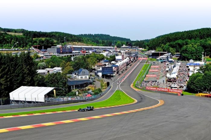 GP Formule 1 van Spa-Francorchamps kan op 30 augustus doorgaan zonder publiek