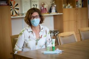 Rotary bedankt medewerkers van woon-zorgcentra Integro met coronakit