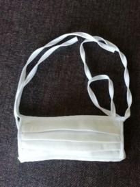 Gezinsbond schenkt de Herkse leden stoffen mondmaskers