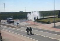 N3 Steenweg in Heers afgesloten voor alle verkeer