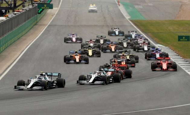 Principeakkoord voor twee Formule 1 GP's op circuit van Silverstone