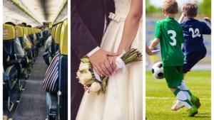 UW GELD TELT. Reisvouchers, sportkampen en trouwfeesten: al uw vragen beantwoord