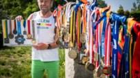 Architect Mertens heeft zondag zijn 150ste marathon gepland