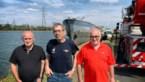 Man met rollator uit kanaal gered in Genk