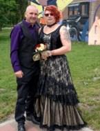 Heidi en Tony in Genk