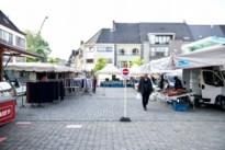Eerste Limburgse markt van start in Diepenbeek