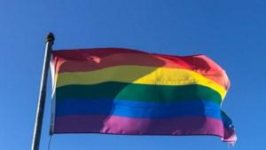 Iraakse regering verontwaardigd omdat EU regenboogvlag hijst in Bagdad