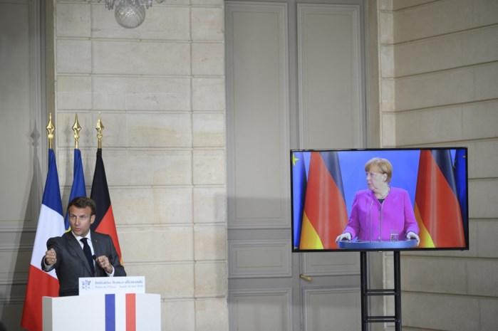 Reddingsplan van Merkel en Macron zet 'zuinig' Nederland onder druk