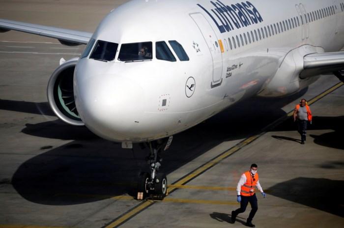 """Akkoord over redding Lufthansa"""