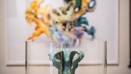 Ménage à deux tussen hedendaagse kunst en erfgoed klikt prima in Stadsmus