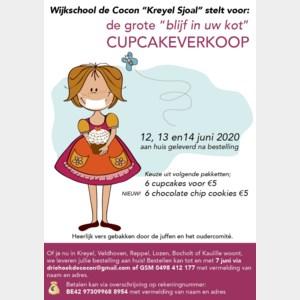 Wijkschool De Cocon Kreyel bakt