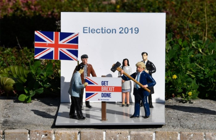 Dan toch grenscontroles tussen VK en Noord-Ierland door brexit
