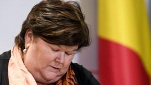 """Maggie De Block: """"Denk niet ze me nog eens zullen vragen om minister te worden"""""""