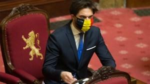 """Georges-Louis Bouchez (MR) over regeringsformatie: """"Stop met temperatuur meten en ga naar kern van de zaak"""""""