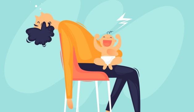Weg energie en me-time: dit doet de coronacrisis met ouders van jonge kinderen