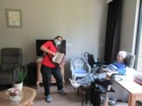 WZC Reigersvliet haalt accordeonmuziek in huis