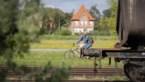 FIETSEN. Dit oude kolenspoor voert je langs de zwarte bergen van Limburg