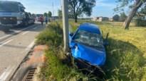 Twee gewonden bij zware klap in Vliermaal