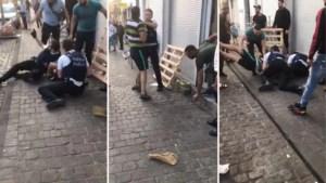 Brussels parket opent onderzoek naar beelden waar agent trap tegen hoofd krijgt tijdens arrestatie