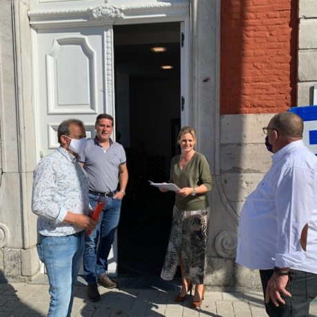 Petitie tegen ongelijke (financiële) behandeling rioleringswerken Engelmanshoven