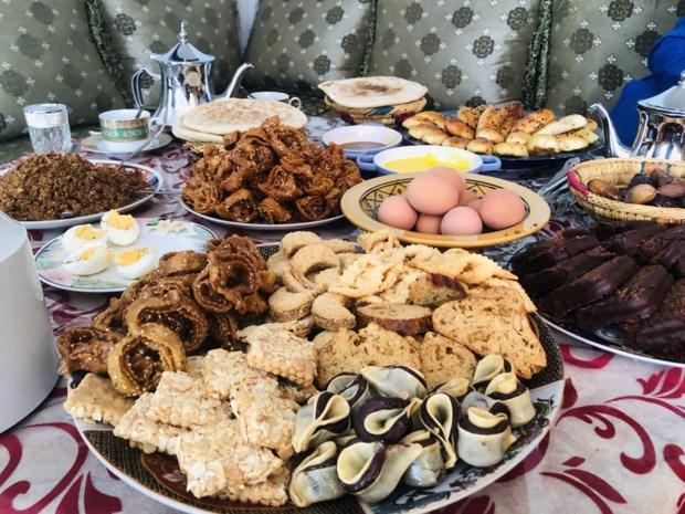 Moslims vieren zondag Suikerfeest