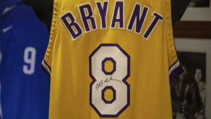 Spullen overleden basketballer Kobe Bryant voor 185.000 euro geveild