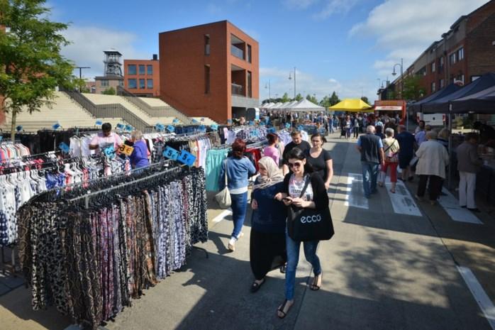 Markten in Genk en Sint-Truiden in aangepaste vorm weer van start