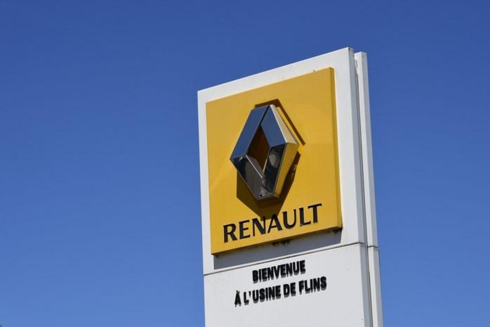 """Franse minister van Economie: """"Renault vecht voor zijn voortbestaan"""""""