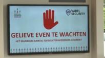 Delhaize Diepenbeek telt automatisch klanten die winkel binnen mogen