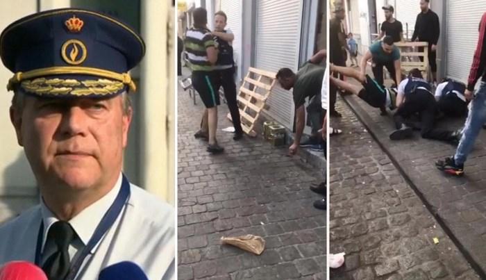 """Korpschef scherp na geweld tegen agenten: """"Machteloos tegen die straffeloosheid"""""""
