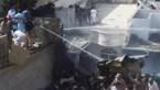 Airbus met meer dan 100 mensen aan boord gecrasht op woonwijk